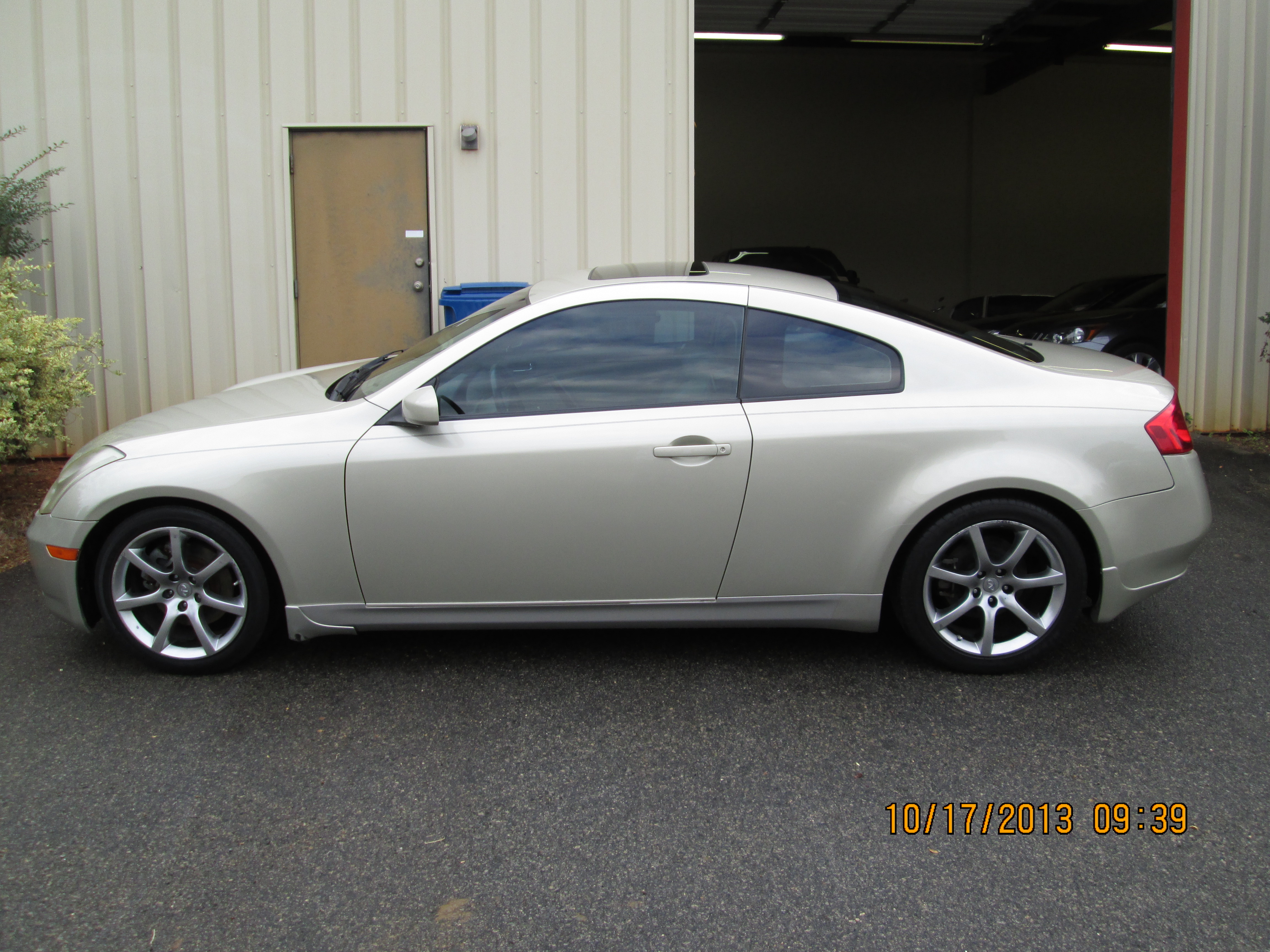 2005 infiniti g35 coupe alliance worldwide distributing 2005 infiniti g35 coupe vanachro Choice Image