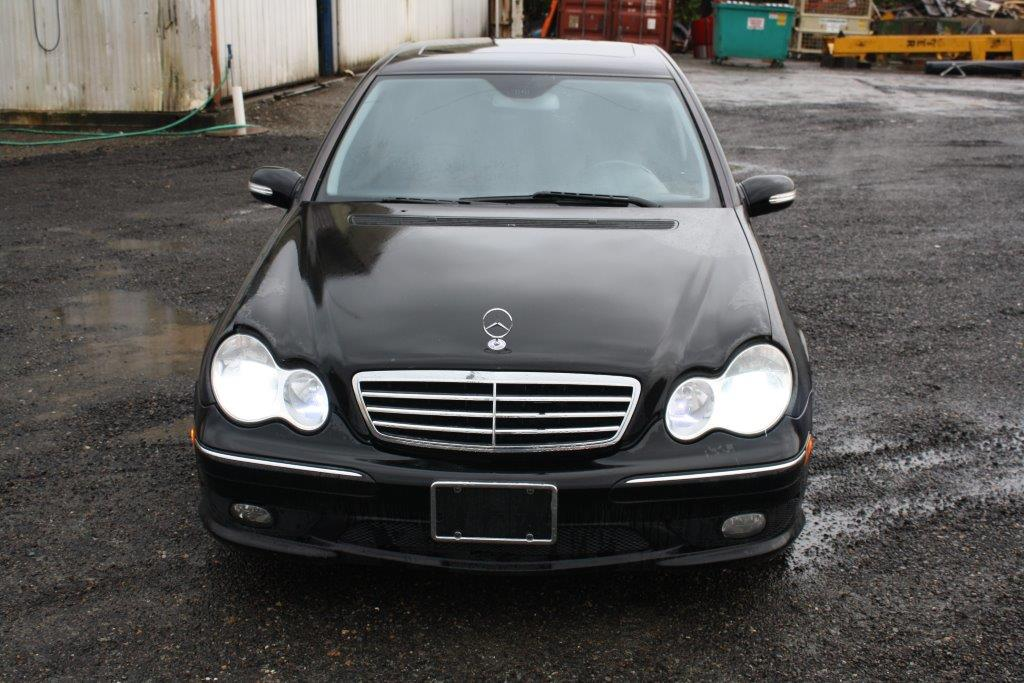 2006 mercedes benz c class c230 sport sedan alliance for Mercedes benz 2006 c230 sport
